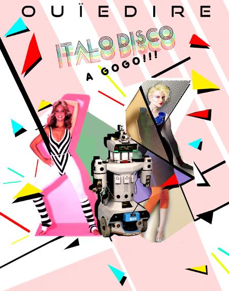 Émission #36 : Italo Disco A Gogo, par Frederico & the